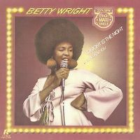 Cover Betty Wright - Tonight Is The Night