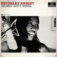 Cover Beverley Knight - Music City Soul
