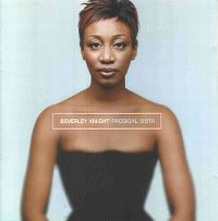 Cover Beverley Knight - Prodigal Sista