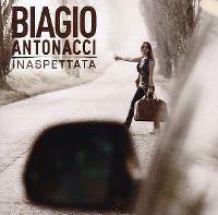 Cover Biagio Antonacci - Inaspettata