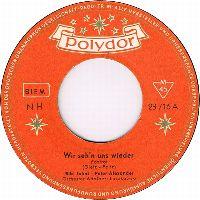 Cover Bibi Johns und Peter Alexander - Wir seh'n uns wieder