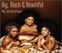 Cover Big, Black & Beautiful - My Special Prayer
