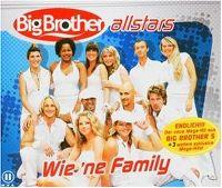 Cover Big Brother Allstars - Wie 'ne Family
