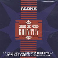 Cover Big Country - Alone