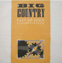 Cover Big Country - East Of Eden