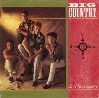 Cover Big Country - In A Big Country