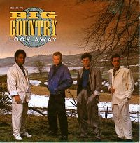 Cover Big Country - Look Away