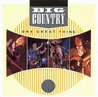 Cover Big Country - One Great Thing