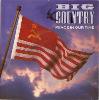 Cover Big Country - Peace In Our Time