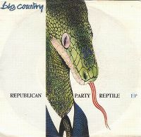 Cover Big Country - Republican Party Reptile