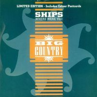 Cover Big Country - Ships (Where Were You)