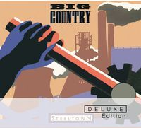 Cover Big Country - Steeltown