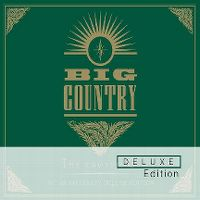 Cover Big Country - The Crossing
