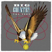 Cover Big Country - The Seer