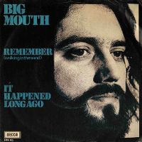 Cover Big Mouth - Remember (Walking In The Sand)