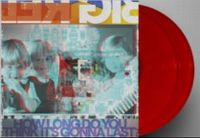 Cover Big Red Machine - How Long Do You Think It's Gonna Last?