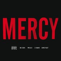 Cover Big Sean / Pusha T / 2 Chainz / Kanye West - Mercy