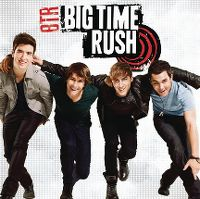 Cover Big Time Rush - BTR