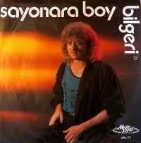 Cover Bilgeri - Sayonara Boy