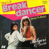 Cover Bilgeri & Judith - She's A Breakdancer (Body To Body)