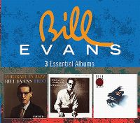Cover Bill Evans - 3 Essential Albums - The Riverside Years