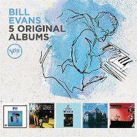 Cover Bill Evans - 5 Original Albums
