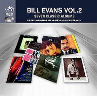 Cover Bill Evans - Seven Classic Albums Vol. 2