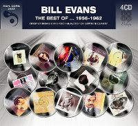 Cover Bill Evans - The Best Of ... 1956-1962