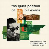 Cover Bill Evans - The Quiet Passion Of Bill Evans