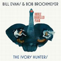 Cover Bill Evans & Bob Brookmeyer - The Ivory Hunters