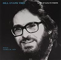 Cover Bill Evans Trio - Live At Lulu's White