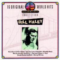 Cover Bill Haley - 16 Original World Hits