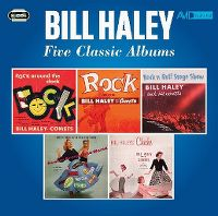 Cover Bill Haley - Five Classic Albums