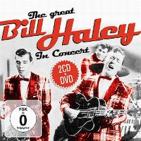 Cover Bill Haley - The Great Bill Haley In Concert