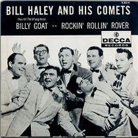 Cover Bill Haley And His Comets - (You Hit The Wrong Note) Billy Goat