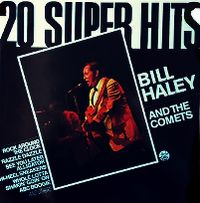 Cover Bill Haley And His Comets - 20 Super Hits