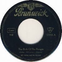 Cover Bill Haley And His Comets - Birth Of The Boogie