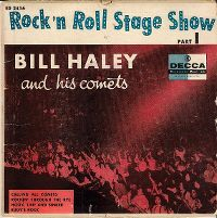Cover Bill Haley And His Comets - Calling All Comets