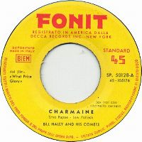 Cover Bill Haley And His Comets - Charmaine