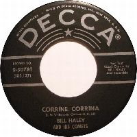 Cover Bill Haley And His Comets - Corrine, Corrina
