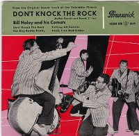 Cover Bill Haley And His Comets - Don't Knock The Rock