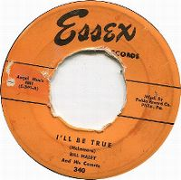 Cover Bill Haley And His Comets - I'll Be True