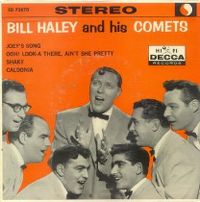 Cover Bill Haley And His Comets - Joey's Song