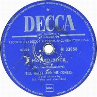 Cover Bill Haley And His Comets - Mambo Rock