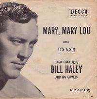 Cover Bill Haley And His Comets - Mary, Mary Lou