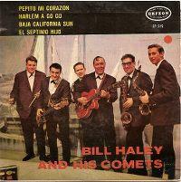 Cover Bill Haley And His Comets - Pepito mi corazon