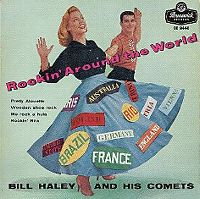 Cover Bill Haley And His Comets - Pretty Alouette (Be My Only One)