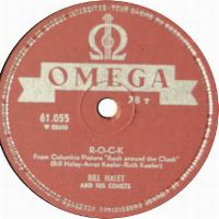 Cover Bill Haley And His Comets - R-O-C-K