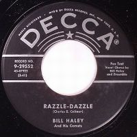 Cover Bill Haley And His Comets - Razzle-Dazzle
