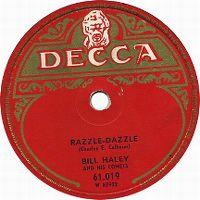 Cover Bill Haley And His Comets - Razzle-Dazzle